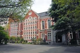 慶應義塾大学商学部の三田キャンパス